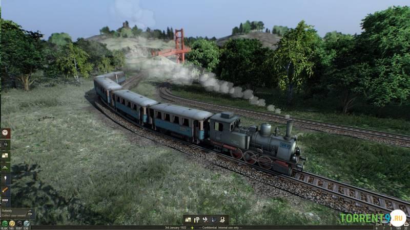 Игра симулятор железной дороги скачать торрент