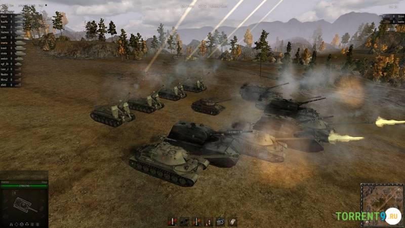 Скачать на пк игры про танки
