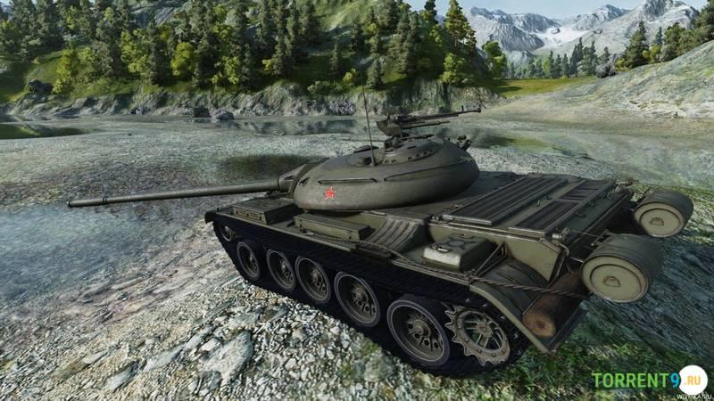 Скачать танки на пк через торрент бесплатно