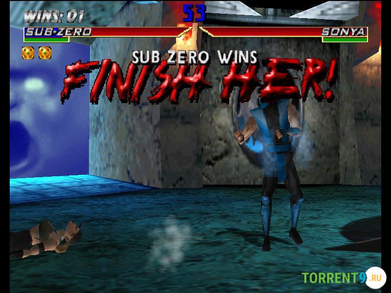 Mortal kombat скачать pc