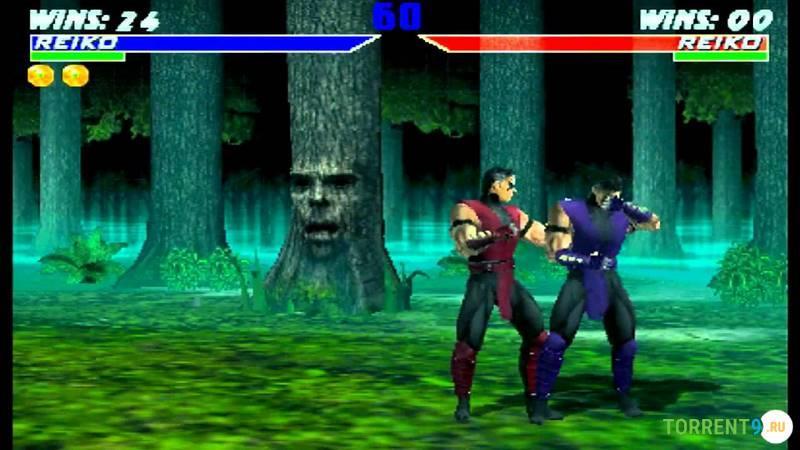 Mortal Kombat 4 скачать торрент на PC Механики