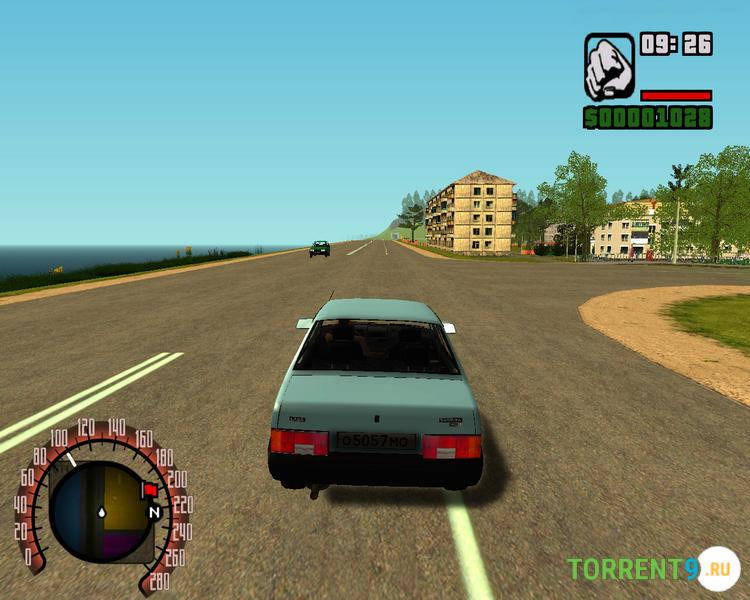 Скачать GTA San Andreas Криминальная Россия 2012