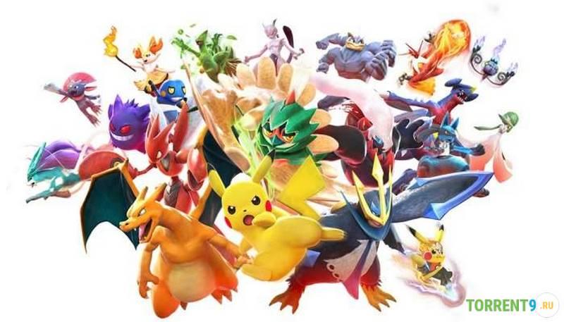 Pokemon tournament скачать торрент