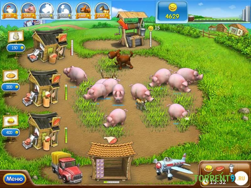 Скачать игру на компьютер через торрент ферма