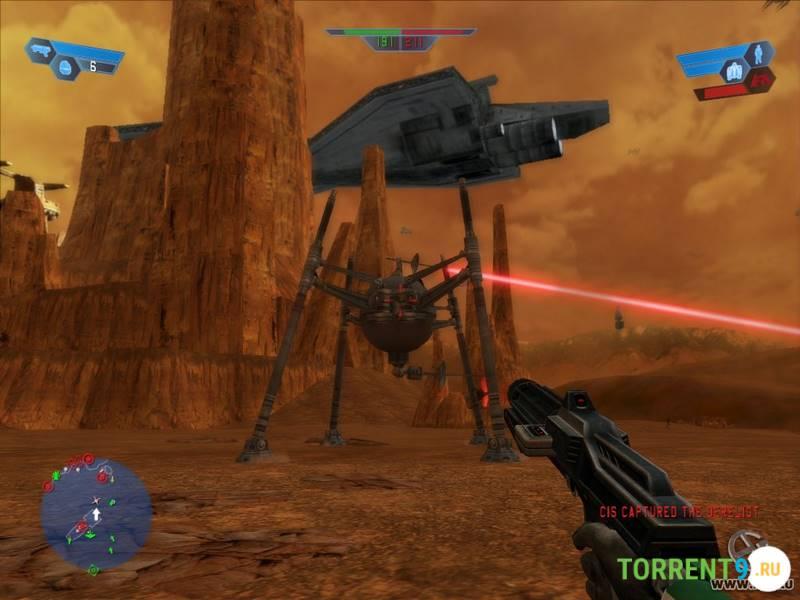 Скачать Звездные Войны на Мечах через торрент