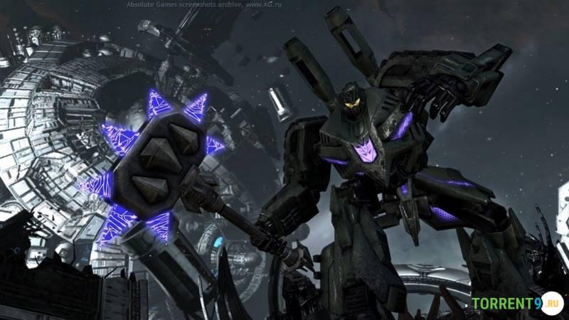 Скачать игры Трансформеры: Битва за Кибертрон